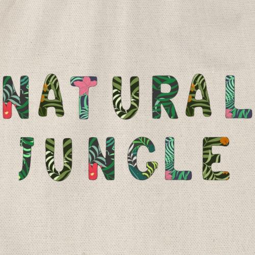 natural lettre - Sac de sport léger