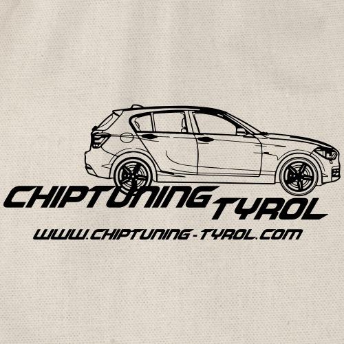 Chiptuning-Tyrol.com Logo B 1x - Turnbeutel