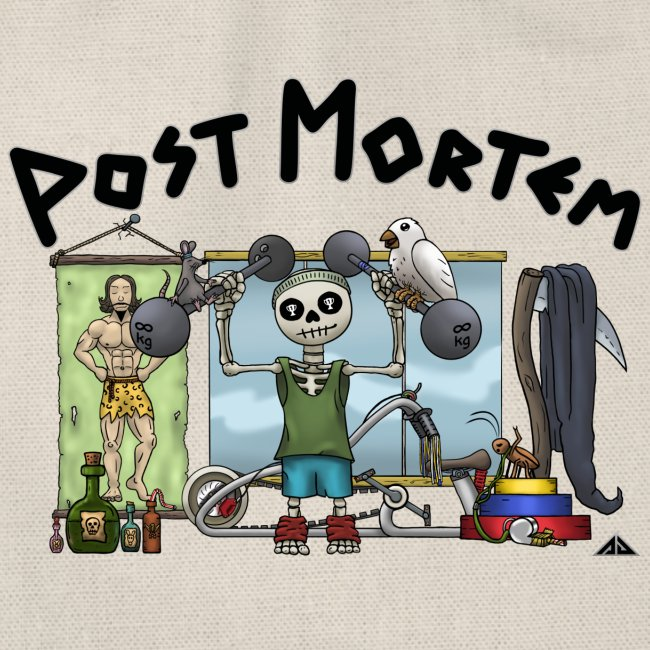 Post Mortem - Getting Ripped