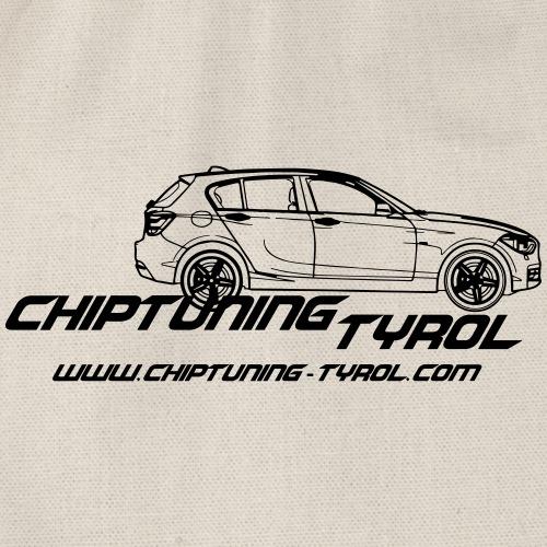Chiptuning-Tyrol.com Logo B 2x - Turnbeutel