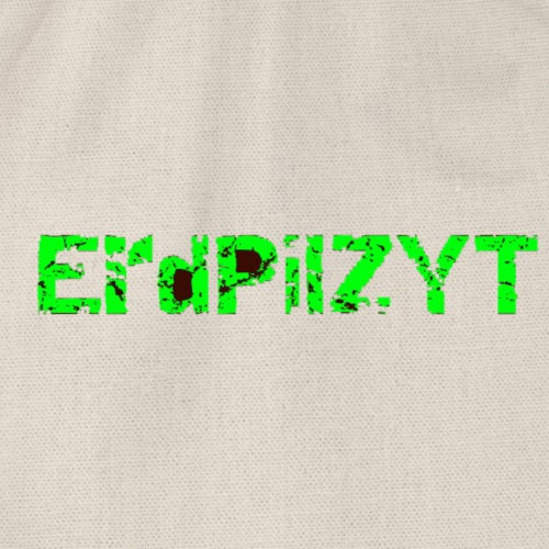 ErdPilz Logo - Turnbeutel