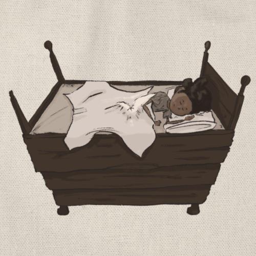The Boy who Dreamt - Drawstring Bag