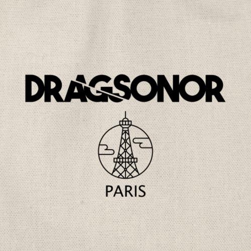 DRAGSONOR Paris - Drawstring Bag