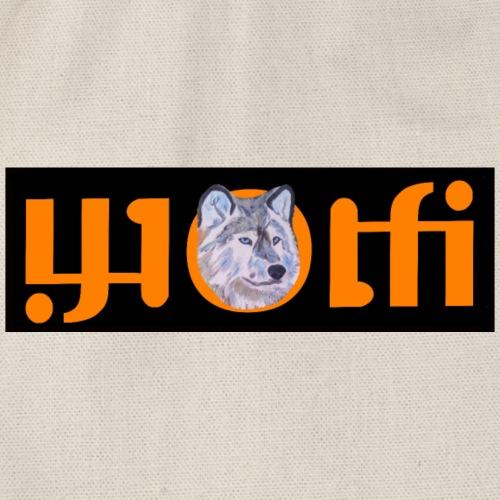 WOLFI4 - Turnbeutel
