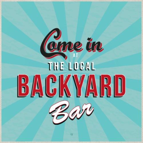 backyard bar - Gymtas