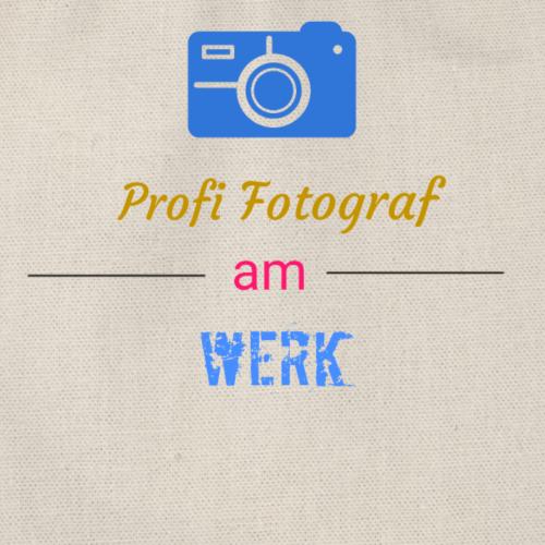 Profifotograf - Turnbeutel
