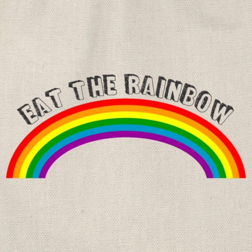 EAT THE RAINBOW - Turnbeutel