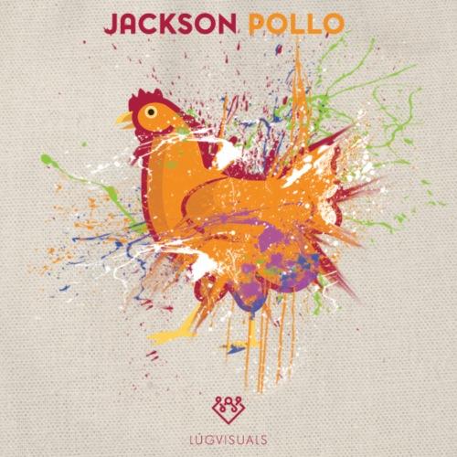 Jackson Pollo - Sacca sportiva