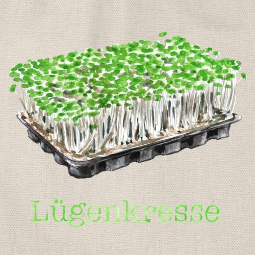 Lügenkresse / Pilz-Spaß / Fungi - Turnbeutel