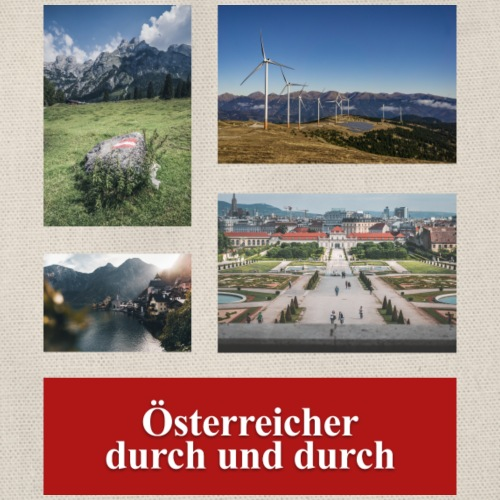 Österreicher durch und durch - Turnbeutel