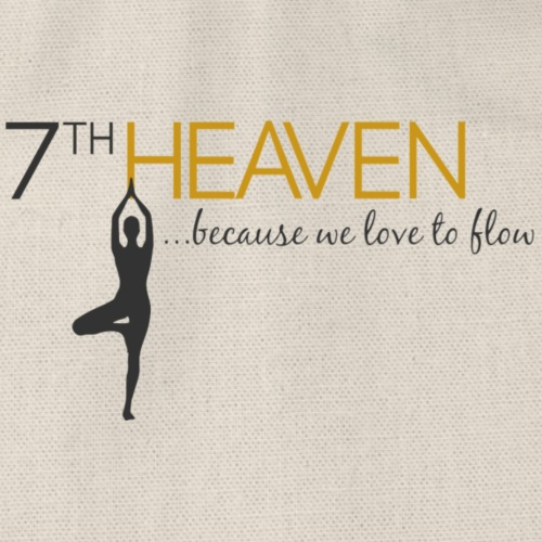 7th Heaven Yoga - Turnbeutel