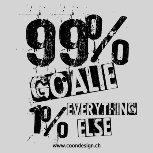 99% Goalie - Turnbeutel