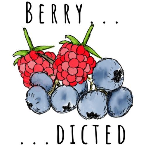 Berry dicted - Turnbeutel