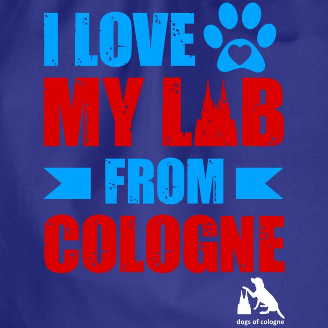 I love my LAB from COLOGNE!