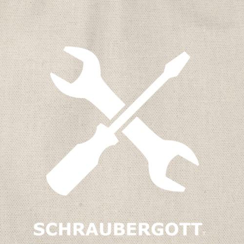 SchrauberGott weiß - Turnbeutel