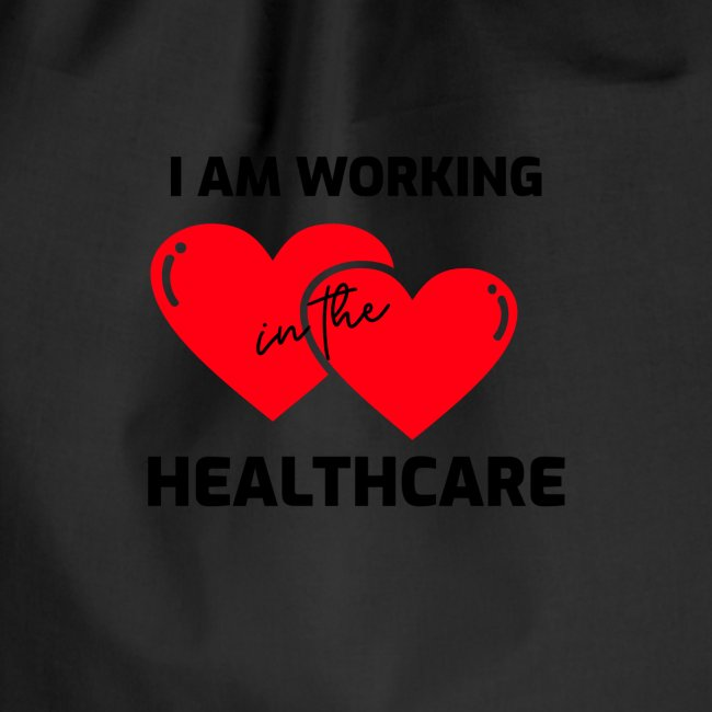 I am working in the healthcare