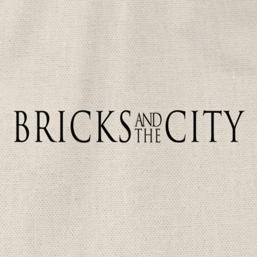 Bricks and the City (white style) - Sacca sportiva