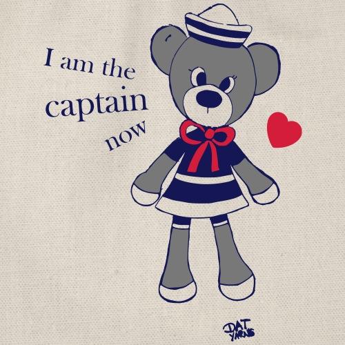 I am the captain now - Turnbeutel