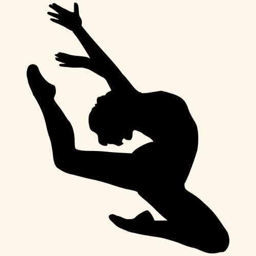 danseuse saut - Sac de sport léger