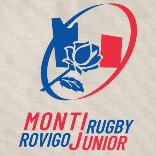 Monti Rugby Rovigo Junior fondo - Sacca sportiva