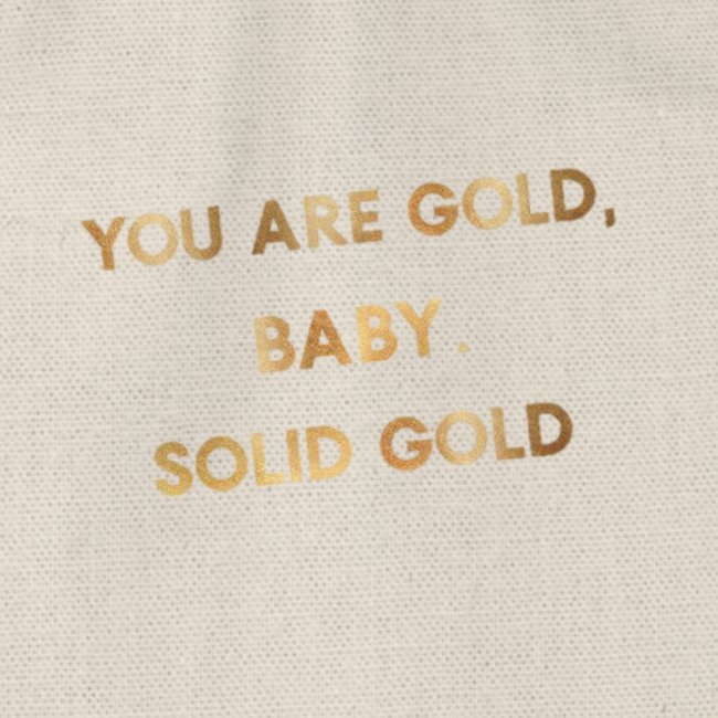 Gold baby!