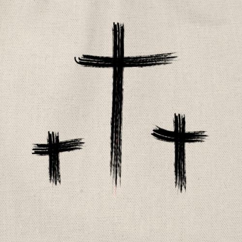 Jesus Christus Kreuz Ostern - Turnbeutel