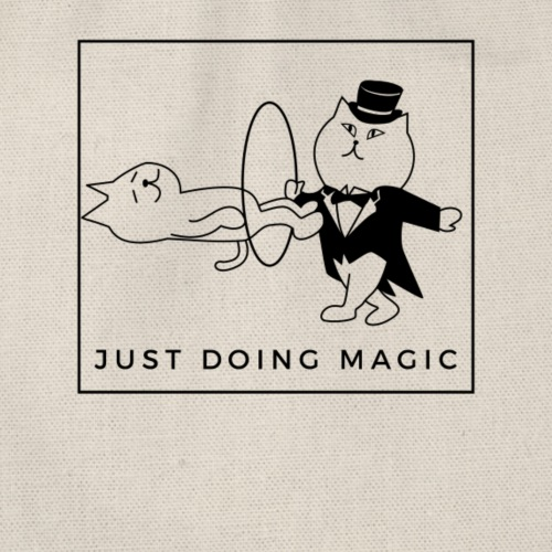 Just doing Magic! - Turnbeutel