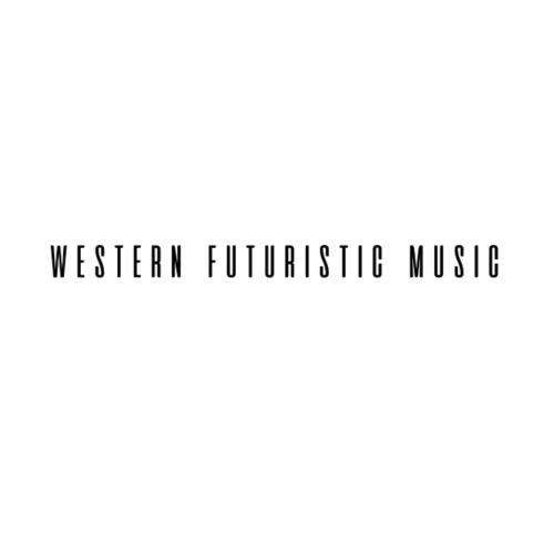 design western futuristic music simple