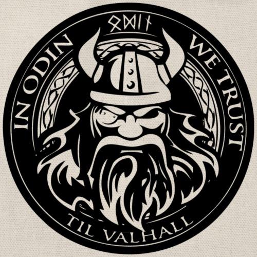 In Odin we trust - Mochila saco