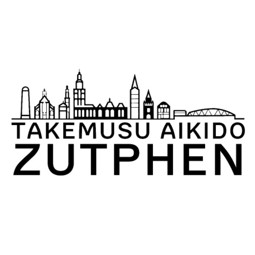 stadsgezicht Zutphen - Gymtas