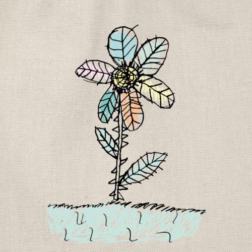 Flower, Made by Kids - Sacca sportiva