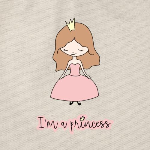 I'm a Princess - Sacca sportiva
