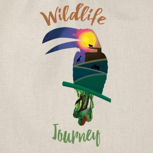 Wildlife Journey - Turnbeutel