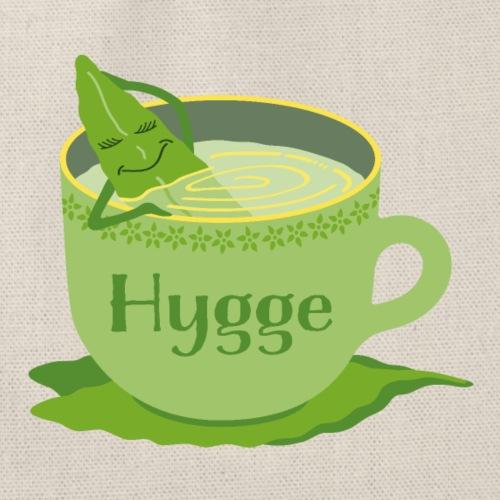 Hygge mit Tee - Turnbeutel