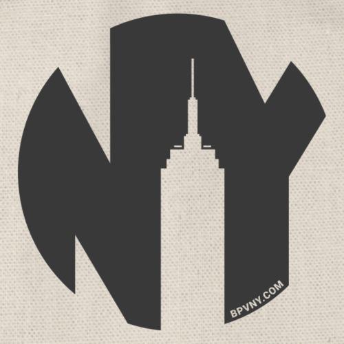 Logo French Yorker noir - Sac de sport léger