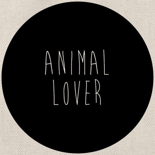 Animal Lover - Drawstring Bag