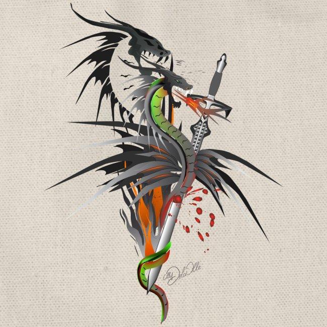 Dragon Sword - Drachenkampf