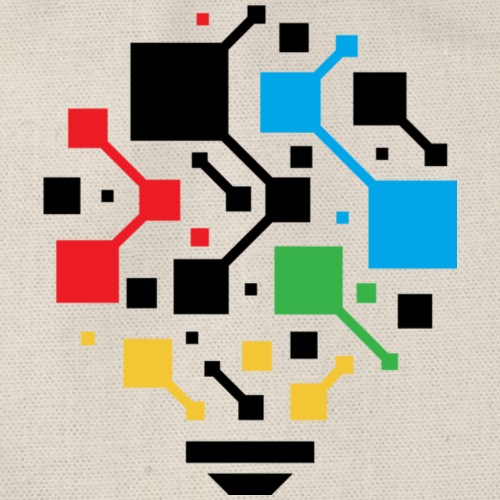 Tech Ideas - Drawstring Bag