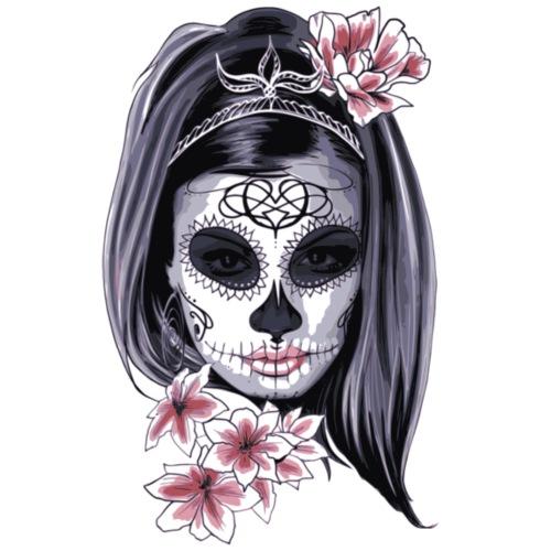 Mujer Mexicana - Mochila saco