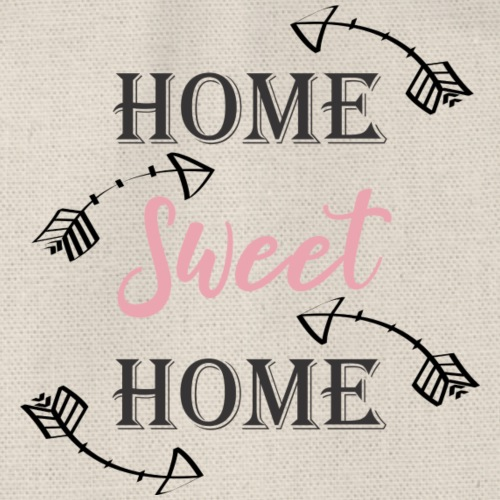 Hygge Hogar dulce hogar - Mochila saco