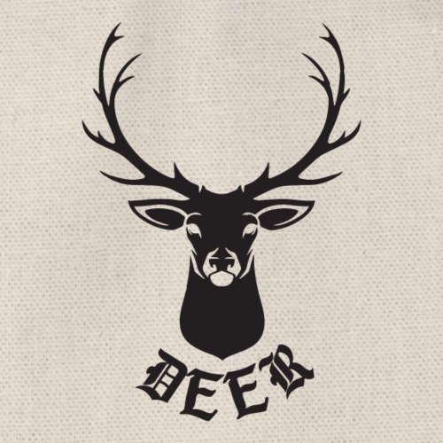 Deer - Sac de sport léger