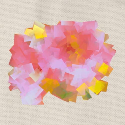 rose trémière petit air de vacance - Sac de sport léger