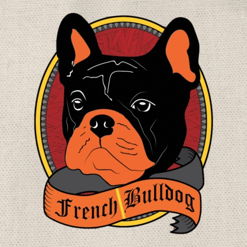 French Bulldog - Sac de sport léger