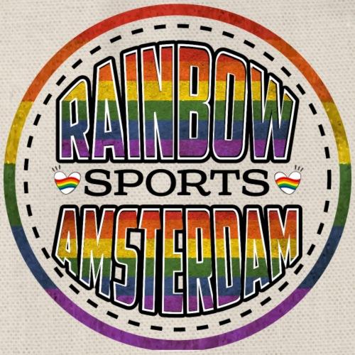 Rainbow Sports Amsterdam - Turnbeutel