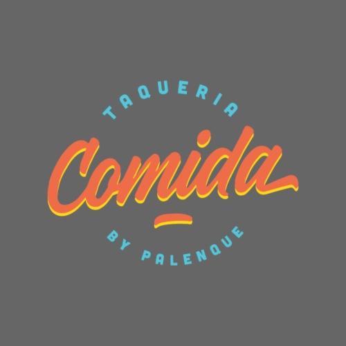 Comida Logo Original