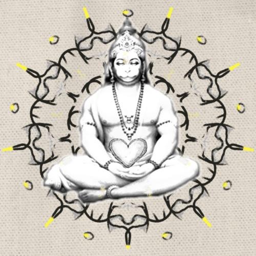 Hanuman Shirt - Turnbeutel