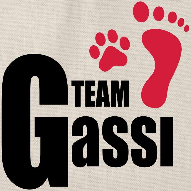 Vorschau: Team Gassi - Turnbeutel