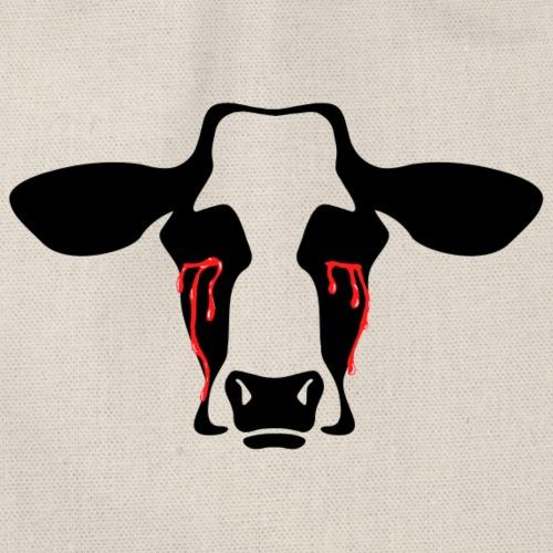 Weinende Mutter - Kuh Tränen - Turnbeutel