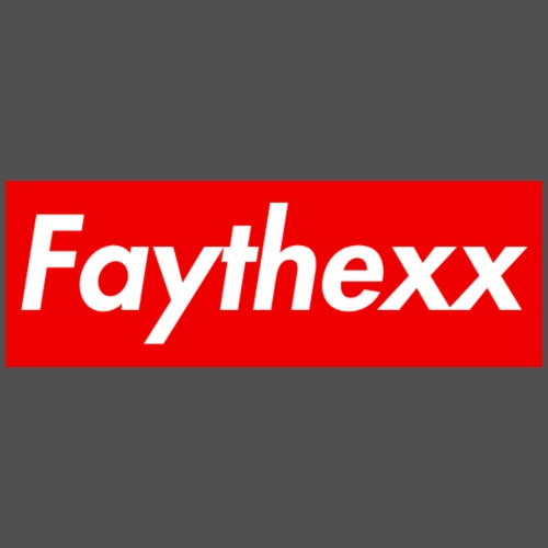 Faythexx Red Style - Drawstring Bag