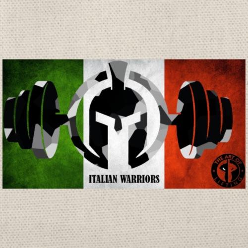 ItalianWarriors90-ItalianFlag